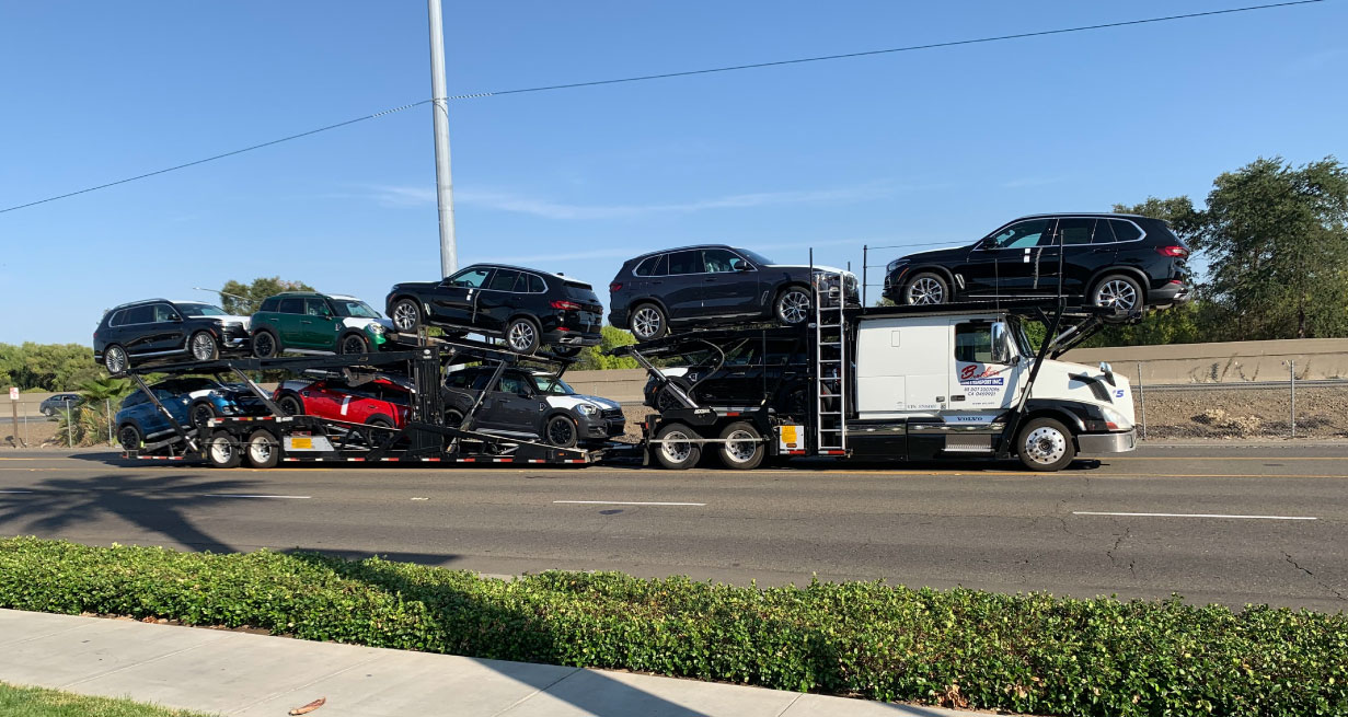 Brothers Towing & Transport Serving California